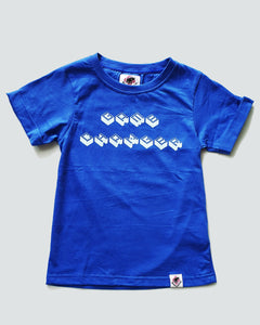 Game Changer T-Shirt-Blue