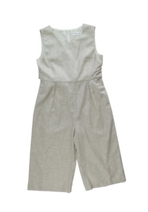 Everyday Jumpsuit | Beige