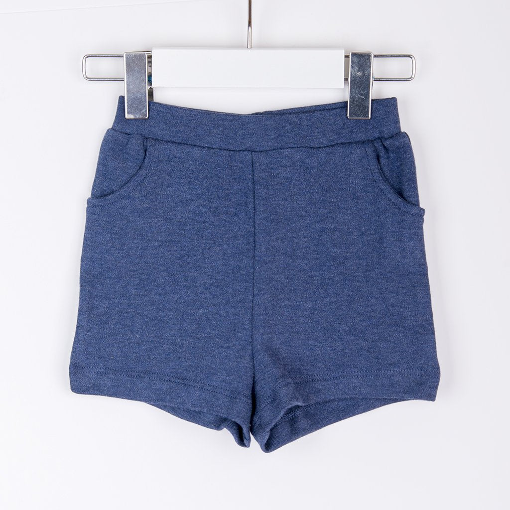 Shorts | Navy Marl