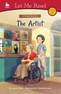 A Place For Us: The Artist