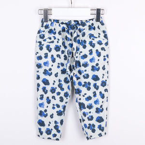 Trousers | Yala Ink Blue