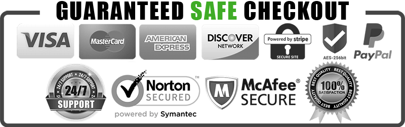Image result for satisfaction guaranteed and secure checkout green