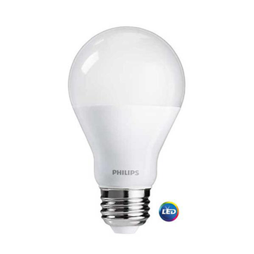 A19 Philips 9.5W Dimmable Warm White Indoor (6 Pack) image 27334889415
