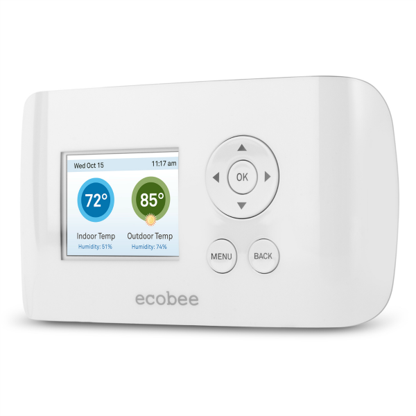 ecobee Smart Si Wi-Fi Thermostat image 27334978439