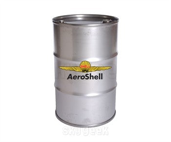 AeroShell 80W Ashless Dispersant Aviation Oil - 55 Gallon Drum