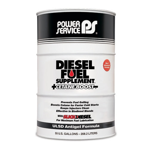 Diesel Fuel Supplement - 55 Gallon Drum
