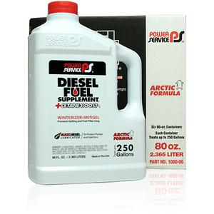 Diesel Fuel Supplement - Case Of 6 (80oz Containers)