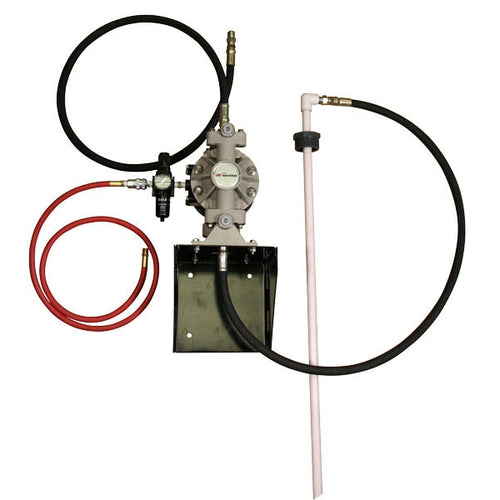 Wall Mounted Pumping System For Oil & Anti-Freeze - 1/2