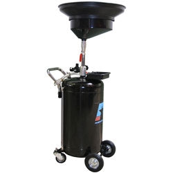 TIM-317-1 Portable Self-Evacuating Waste Oil Drain