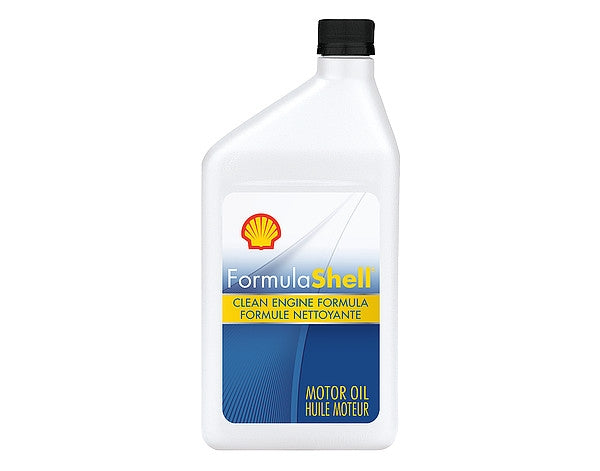 FormulaShell 40 (SN) Conventional Motor Oil - Case of 12 (1 qt)