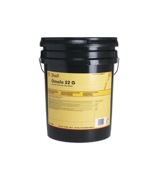 Shell Omala S2 G 320 Industrial Gear Oil - 5 Gallon Pail