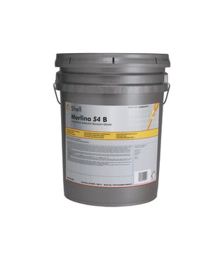 Shell Morlina S4 B 220 Synthetic Bearing & Circulating Oil - 5 Gallon Pail