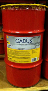 Shell Gadus S2 V220 0 Extreme-Pressure Industrial Grease - 110 Pound Keg