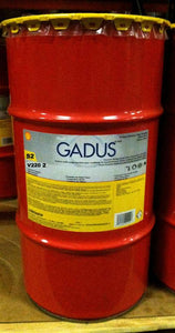Shell Gadus S2 V220 2 Extreme-Pressure Industrial Grease - 110 Pound Keg