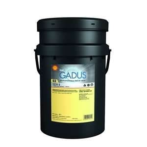 Shell Gadus S2 V220 2 Extreme-Pressure Industrial Grease - 40  Pound Pail