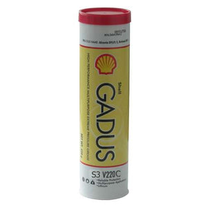 Shell Gadus S3 V220C 2 Multi-Purpose Grease - Case of 10 (14 oz Tubes)
