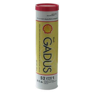 Shell Gadus S2 V220 1 Extreme Pressure Grease - Case of 10 (14 oz Tubes)