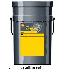 Shell Spirax S6 ATF A295 Transmission Oil - 5 Gallon Pail