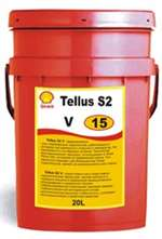 Shell Tellus S2 VX 15 Hydraulic Oil - 5 Gallon Pail