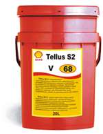 Shell Tellus S2 VX 68 Hydraulic Oil - 5 Gallon Pail
