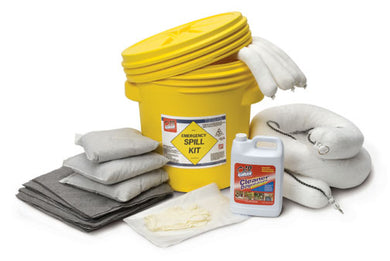 Oil Eater Commercial Duty Spill Kit - 20 Gallons