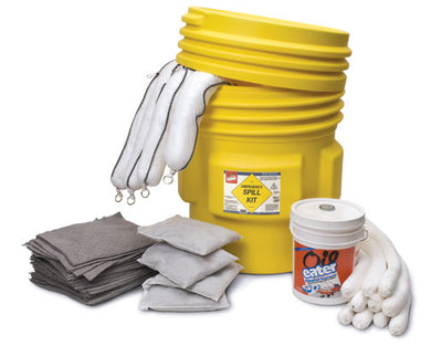 Oil Eater Industrial Duty Spill Kit - 65 Gallons