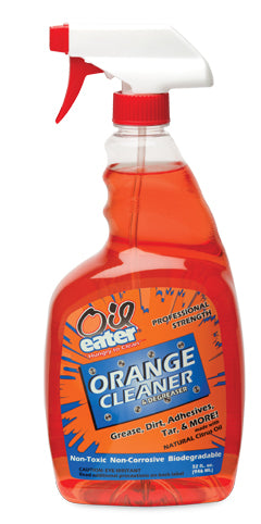 Oil Eater Orange Cleaner Degreaser- Case of 12 (32 oz)