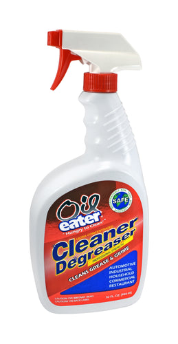 Oil Eater Cleaner Degreaser - 32oz (Case of 12)