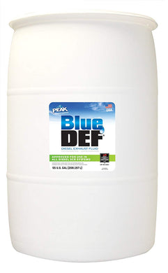 BlueDEF 55-Gal Drum Premium Diesel Exhaust Fluid