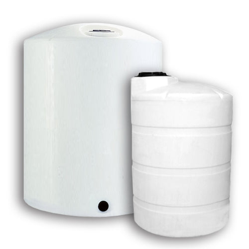 10 Gallon Cylindrical Tank - 12in.OD x 25in.H