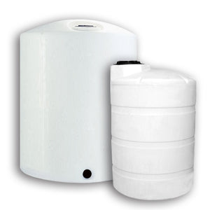 2,100 Gallon Cylindrical Tank - 85in.OD x 100in.H