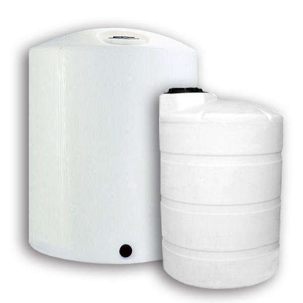 55 Gallon Cylindrical Tank - 23in.OD x 38in.H