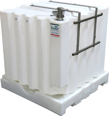 Portable DEF Tank Package, 120 Gallons