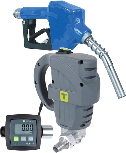 Hornet W85 DEF Pump Package with Stainless Steel Micro Matic Dispense Coupler