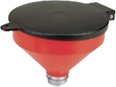 Drain Funnel with Lid, 10in.