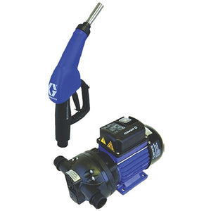 Graco 120V Electric Pump Package with Auto Nozzle