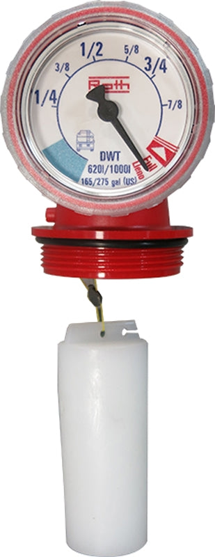 Fluid Level Gauge for DWT165 and DWT275