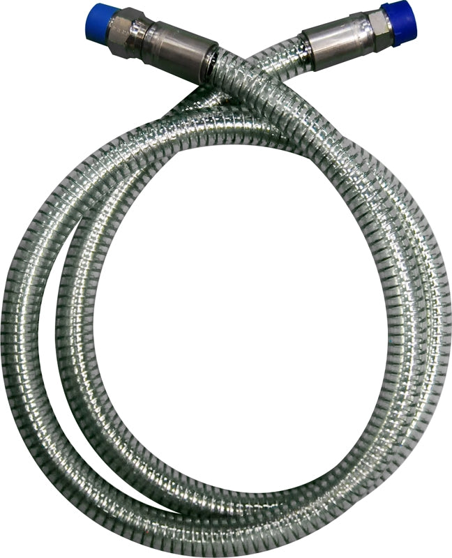 Oil Hose, Draw Side Only, 1in. x 8ft.
