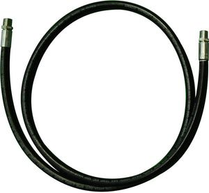 Hose, 2ft. with 1/2in.M Swivel and 1/2in. Male Fixed