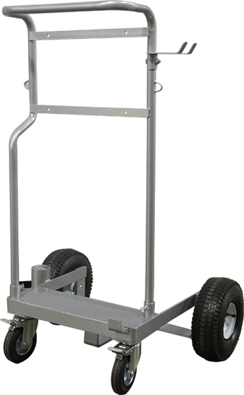 Portable Cart compatible with 25 Gallon Barrels
