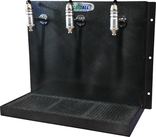 Oil Bar With Triple Dispense Valves