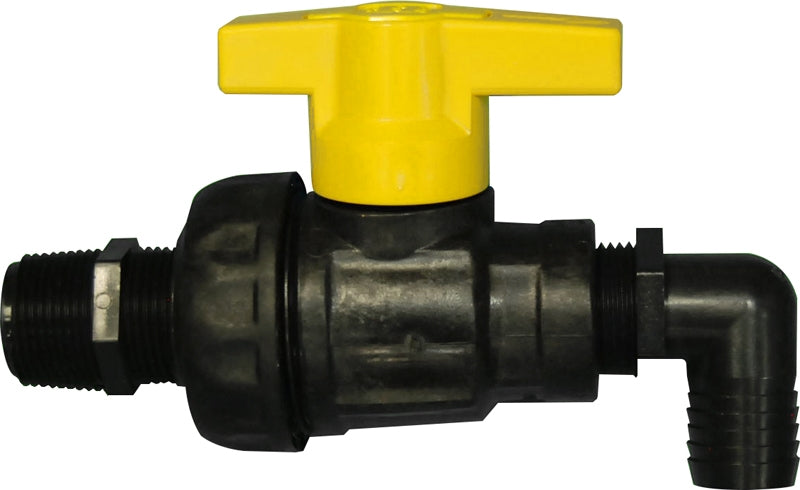 Valve, Poly Single Union Ball