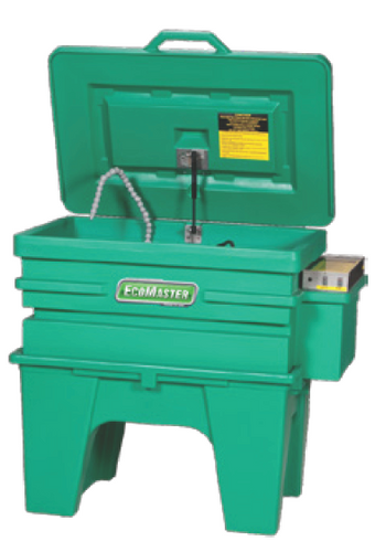 Parts Washer, 30 Gallon with Mechanical Agitator