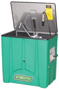 Parts Washer, 45 Gallon with 10 Gallon Sink