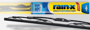 "Rain-X Weatherbeater Wiper Blades (24"") - Case of 10"
