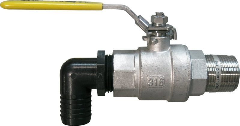 Valve, Stainless Steel