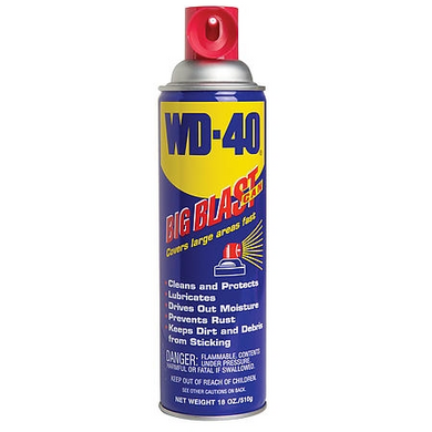 WD-40 - Case of 12 (18 Oz Cans)