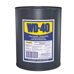 WD-40 - 5 Gallon Pail