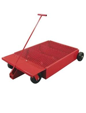 Waste Oil Drain Cart - 20 Gallon - TIM 310