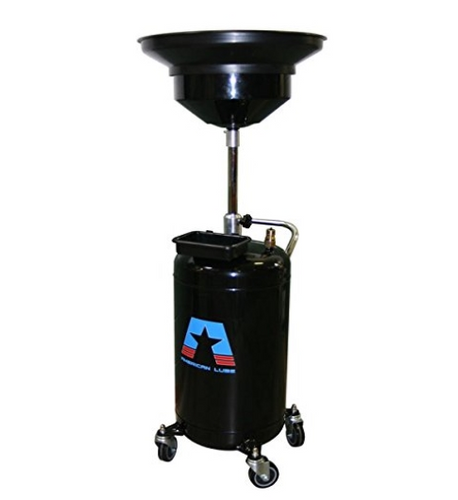 Waste Oil Drain - 16 Gallon Drum